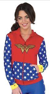 Wonder Woman - Medium/Large Hoodie