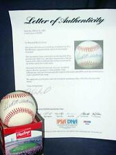 (1) Signed TED WILLIAMS Baseball -GAI Authenticated BOSTON RED SOX  Chicago Show