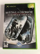 Medal of Honor: European Assault Xbox Game