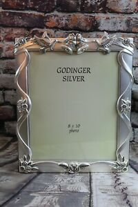 Wedding Album Godinger Silver Plate Holds 108/4X6 pictures NIB Old Stock 1995