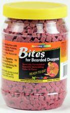 Nature Zone Bearded Dragon Bites Nutritious Soft Moist Pet Food 24 oz