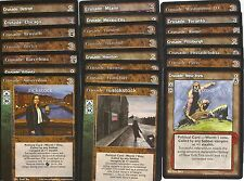 Crusade 22 Different Cities Lot D GE BH SE SW 3rd Ed VTES Jyhad