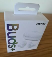Samsung Buds+ White, New boxed sealed RRP £159