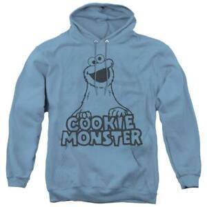 Sesame Street Vintage Cookie Monster - Pullover Hoodie