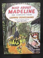 Mad about Madeline: The Complete Tales by Ludwig Bemelmans Hardcover Book 2001