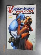CAPITAN AMERICA E FALCON 2 - Marvel Mix n° 58 - 2005 - Ed. Panini Comics