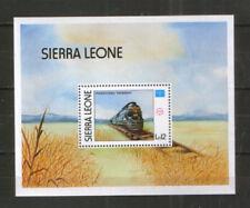 Sierra Leone Block 46 ** Eisenbahn , Lokomotive