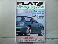 FLAT 6 N°120 02/2001 PORSCHE 911 GT2  occasion  J32