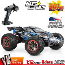 Hosim RC Car 1:12 Scale 4WD 2.4Ghz Off-road Remote Control Monster Truck 9156