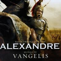 Vangelis - Alexander (Original Motion Picture Soundtrack) [CD]