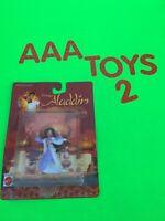 "Disney Aladdin JASMINE in Purple TV Series Action Figure Mini 3"" PVC MOC 1993"