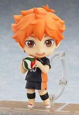 Nendoroid 461 Anime Haikyuu!! Shoyo Hinata Pvc Figure Toy Gifts