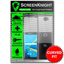 Screenknight Blackberry PRIV Fullbody Protettore schermo invisibile SCUDO MILITARE
