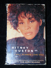 Whitney Houston I Will Always Love You Cassette Tape Arista Records 1992