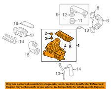 VW VOLKSWAGEN OEM 13-16 Beetle Air Cleaner Intake-Filter Box Housing 5C0129601E