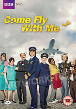 COME FLY WITH ME - SERIES 1  - DVD - REGION 2 UK