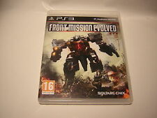 playstation 3 Front Mission Evolved  PS3