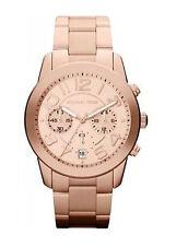 Armbanduhren mit Edelstahl-Armband und Chronograph