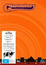 GLASTONBURY - THE MOVIE 3DISC-SET (DVD Movie), Region: ALL PAL