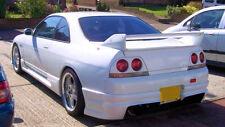 Trial Style Rear Bumper for Nissan Skyline R33 GTS GTST