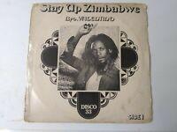 """Brother Valentino-Stay Up Zimbabwe 12"""" Vinyl Single 1978 REGGAE/AFRO FUNK"""