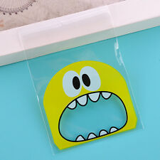 Wholesale 100pcs Handmade Cookie Jewelry Bag DIY Gift Bags Plastic Candy Bags