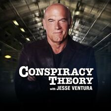 Conspiracy Theory TV Show on DVD - Jesse Ventura - all 3 seasons + 2 bonus DVDs!