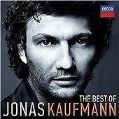 Jonas Kaufmann - The Best Of Jonas Kaufmann CD 2013