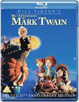 The Adventures Of Marca Twain Blu-Ray Nuevo Blu-Ray (EKA70036)