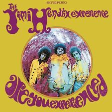 Jimi Hendrix Experience - Are You Experienced? NEW SEALED 180g LP Quality