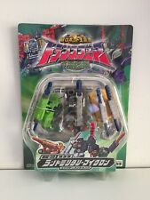Takara Transformers Micron Legend MM-08 Land Military Micron | X-Dimensions