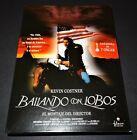 Bailando con lobos - Kevin Costner. DVD edición Montaje Director 2 Discos !!!