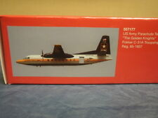 Herpa Wings 1:200 Fokker c-31a US Army Parachute Team