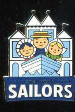 DLR Mascots Mystery Pack Small World Sailors Disney Pin 116186