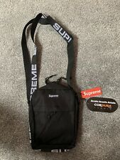 Supreme SS18 Pouch Bag - Black