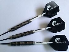 45g Big Bertha Ringed Darts. Unicorn Flights & Shafts. Heavy Darts.