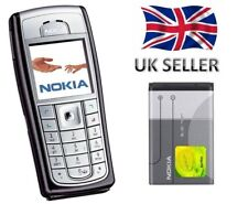 New Condition Nokia 6230i Silver Unlocked Sim Free Mobile Phone