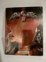 SoulCalibur IV Steelbook PS3 NEUF - Pal Dezoné (boitier/livret/jeu/DVD bonus)