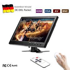 10.1 Zoll HD LCD CCTV 1280*800 Auto Monitor HDMI/BNC/AV/VGA Mit Speaker DE