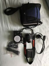 pentax k-r DSLR with accessories