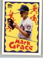 1992 Topps Kids Baseball Cards Pick From List