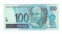 100 Reais Brasilien 2006 C329 / P.247e UNC -  Brazil Banknote