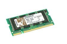 KTA-PBG4333/512 GENUINE  KINGSTON LAPTOP MEMORY 512MB PC2700 SODIMM (CA65)