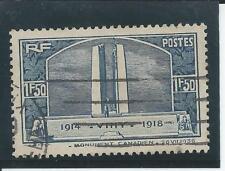 France - 1936 Canadian War Memorial - Postally used