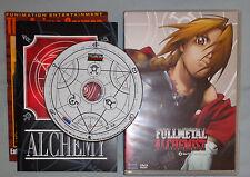 Fullmetal Alchemist, Volume 4: The Fall DVD FUNimation R1