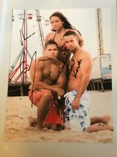 RONNIE AND SAMMI SWEETHEART JERSEY SHORE SIGNED PHOTO