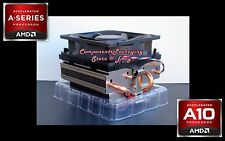 AMD Desktop CPU Cooler for A10-7870K Processor Near Silent Thermal Solution New