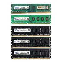 Vaseky 2/4/8GB RAM DDR3 DDR4 2133/2400MHZ Full Compatibility PC Memory Bank lot