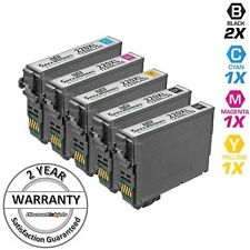 5Pk Ink Cartridges for Epson 220 XL T220 Expression XP-320 XP-420 XP-424 T220XL