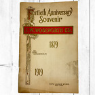 1919 W F Woolworth Co 40th Anniversary Souvenir Booklet Lancaster PA 1st Store